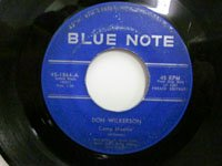 <b>Don Wilkerson ドンウィルカーソン Camp Meetin - Homesick Blues 45-1864</b>
