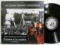 <b>Un Drame Musical Instantane ( UDMI )/ OST L'homme A La Camera</b>