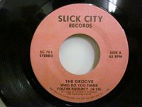 <b>the Groove / Who Do You Think Youre Foolin - So Special</b>