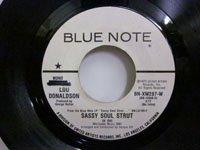 <b>Lou Donaldson / Sassy Soul Strut - Pillow Talk</b>
