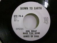 <b>Kings of Soul / Girl What Have You Done</b>