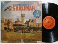 <b>R D Burman / Krishna Shah's Shalimar</b>