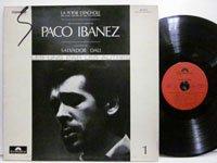 <b>Paco Ibanez / La Poesie Espagnole</b>