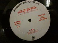 <b>LTD / Back in Love Again</b>