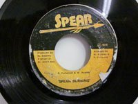 <b>Burning Spear  / Spear Burning -Jomo</b>