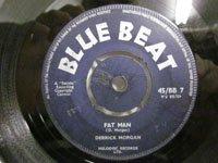 <b>Derrick Morgan / Fat Man - I'm Gonna Leave You</b>