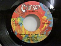 <b>Damon Fox / Gotta Get My Baby Back - Black Window Spider</b>
