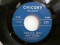 <b>Tony Clarke / Ghetto Man - Love Power</b>
