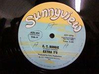 <b>Extra T's / Et Boogie - Inst</b>