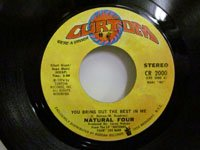 <b>Natural Four / You Bring Out the Best in Me - You Keep Running Away</b>