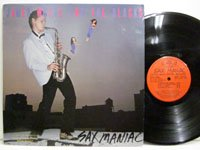 <b>James White / Sax Maniac</b>