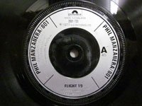 <b>Phil Manzanera / Flight 19 - Car Rhumba</b>