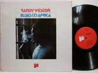 <b>Randy Weston / Blues to Africa</b>