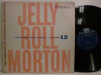 <b>Jelly Roll Morton / Library of Congress Recordings volume12</b>