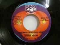 <b>Johnny Adams / Real Live Living Hurtin' Man</b>