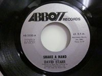 <b>David Starr / Mrs Johnson - Shake A Hand</b>