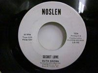 <b>Ruth Brown / Secret Love - Time After Time</b>