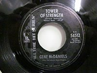 <b>Gene McDaniels / Tower of Strength - A Hundred Pounds of Clay</b>