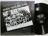 <b>Cbc Jazz Choir and Jazz Band / When Two are One</b>