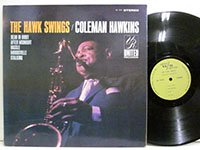 <b>Coleman Hawkins / the Hawk Swings</b>