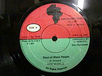 <b>Eric Buddle / Root of Black People - How Can I Love Someone</b>