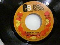<b>Metropolis / Smokin' part1 - mono</b>