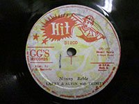<b>Larry Marshall & Alvin Leslie / Nanny Rebel - Dub part2</b>