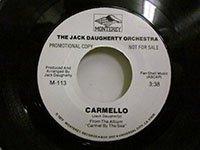 <b>Jack Daugherty / Carmello - When's It Gonna Hit</b>