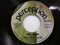 <b>Fatback Band / Soul March - to be With You</b>