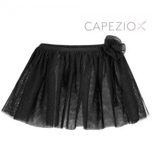 Capezio[カペジオ]子供用ロゼットモチー...