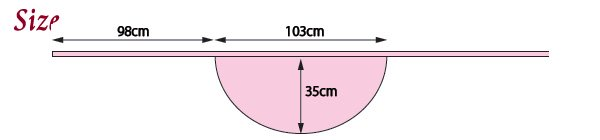 Capezio[カペジオ]大人用Sylph Reversible Skirt 35cm丈 巻スカート単品/シーズン限定コレクション11003w