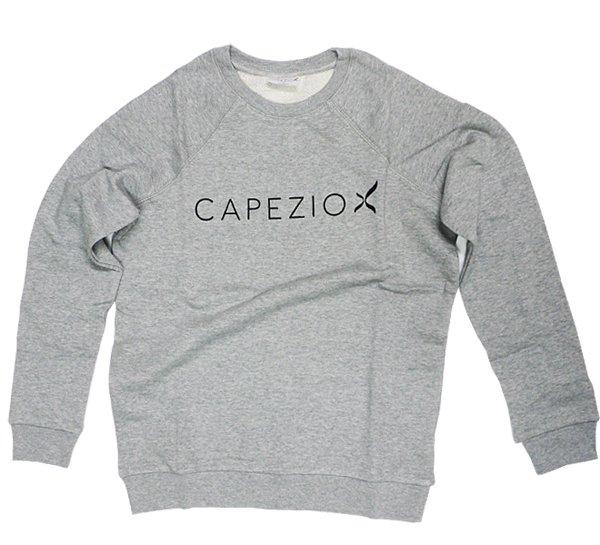 Capezio[カペジオ]トレーナー 裏パイルスウェット バレエトップス 11263w