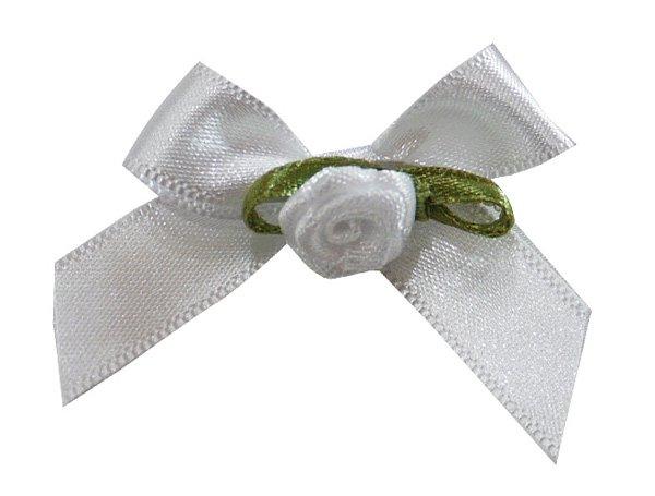 【ゆうパケット送料無料】モチーフ 5個セット 飾り ローズリボン バレエ衣装・シューズ・マスク用飾り*deco-026