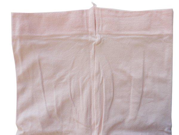 【ゆうパケット送料無料】バレエ用品 フリル付きでかわいいプリンセスタイツ[ピンク]*T105