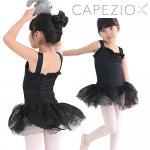 Capezio[���ڥ���]�������ȥϡ��ȥͥå��饤��쥪�����ɡ�Sweetheart Tutu Dress��