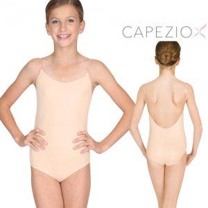 Capezio[カペジオ]子供からジュニア用 ボディファンデーション バレエ用インナー3532c