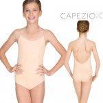 【おまかせ配送無料】Capezio[カペジオ]子供からジュニア用 ボディファンデーション バレエ用インナー3532c