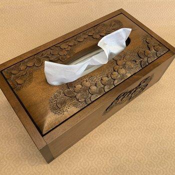 ティッシュボックス(薄型用)