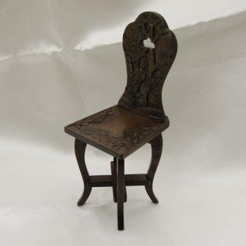 ハート椅子 ミニチェア