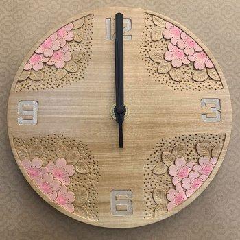 栃丸時計(小・彩色)