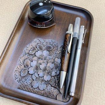 文具トレイ(1P・さくら)
