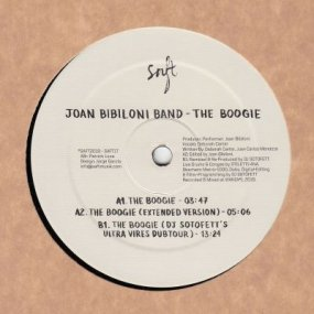 Joan Bibiloni Band - The Boogie (incl. DJ Sotofett Remix)