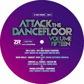 Various Artists - Attack The Dancefloor Vol. 15