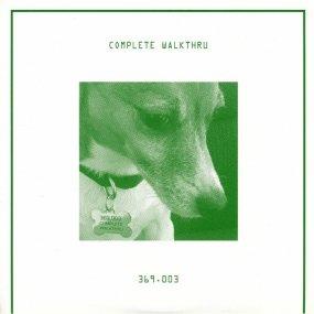 Complete Walkthru - 369.003