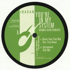 Jerome Sydenham And Kerri Chandler - You're In My System (Dennis Quin Remixes)