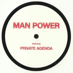 Man Power - Do It Thin feat. Private Agenda