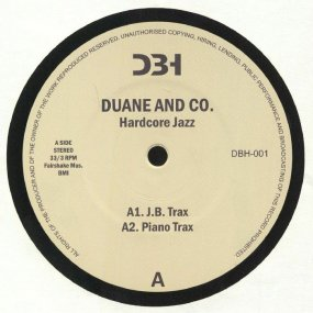Duane & Co - Hardcore Jazz