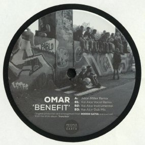 Omar - Benefit (Alton Miller / Kai Alce Remixes)