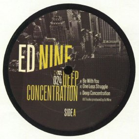 Ed Nine - Deep Concentration EP