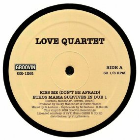 Love Quartet - Kiss Me